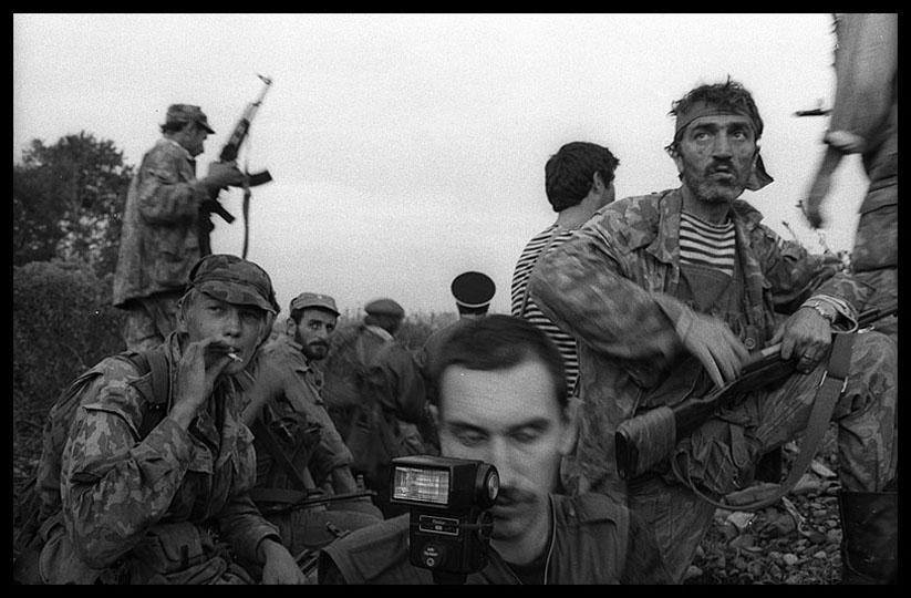 Война. Фото - Олег Никишин