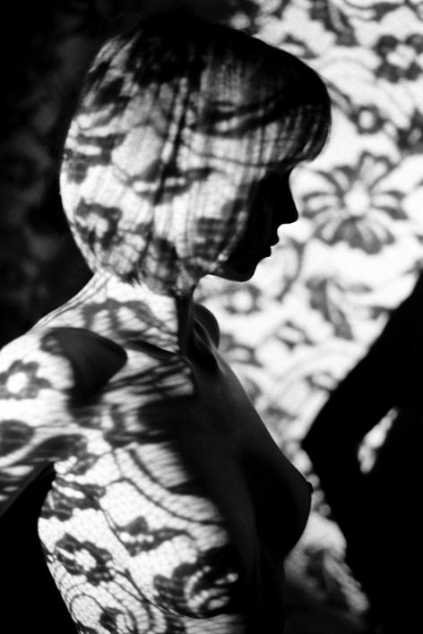 Ню фотография Олега Майдакова