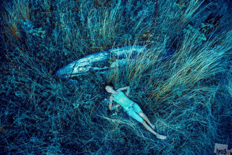 «Сны синих китов», Юрий Притиск, город Чебоксары