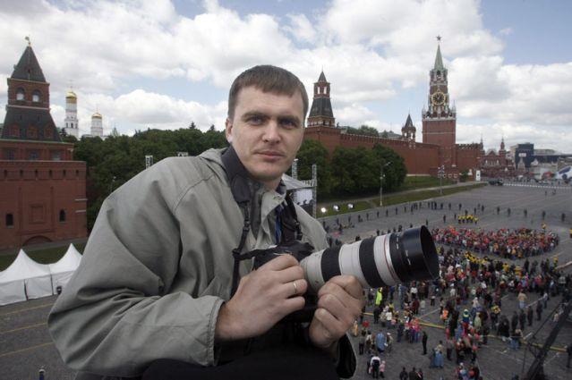Фотограф Сергей Ильницкий