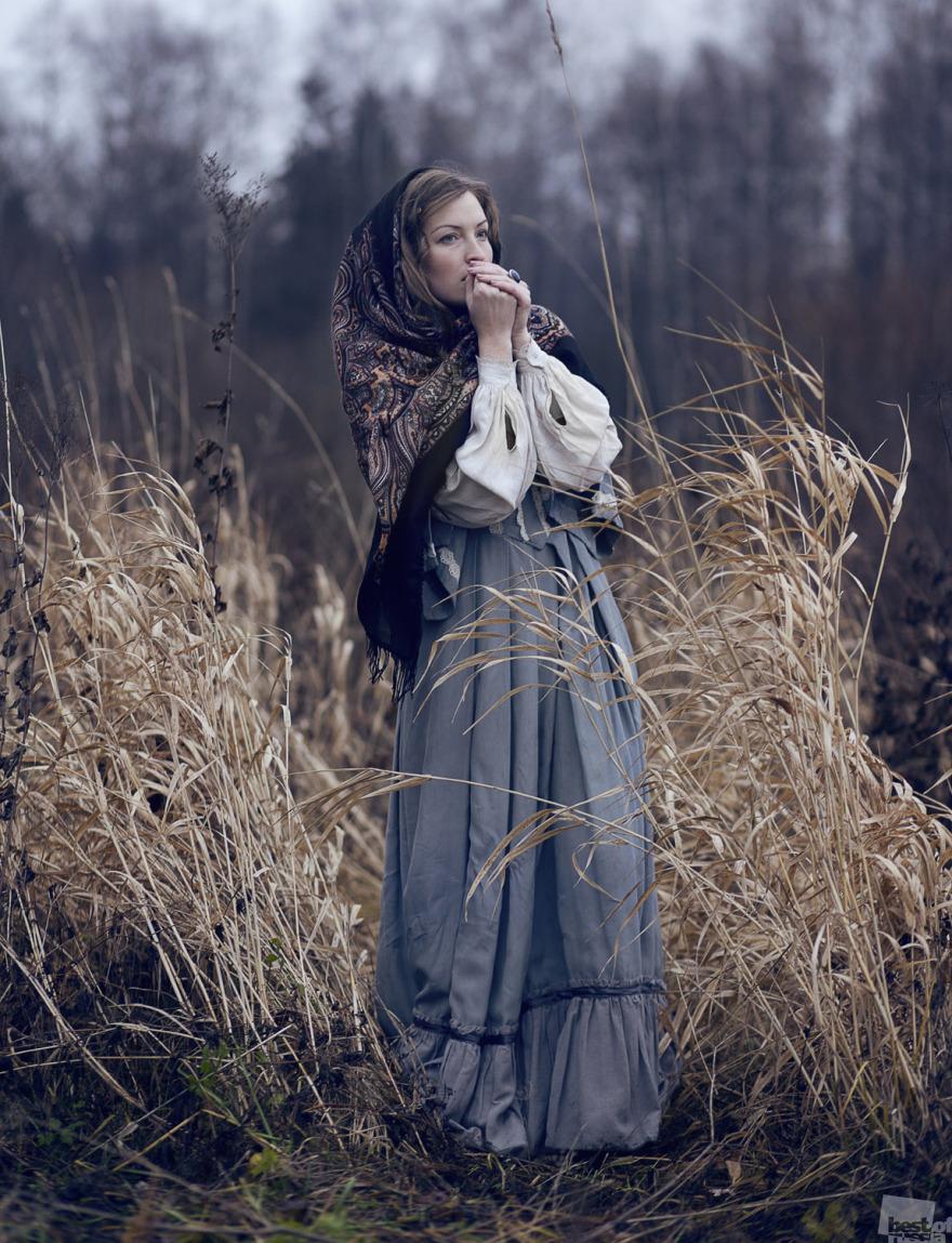«Поздняя осень» . Яна Фельдман, город Санкт-Петербург