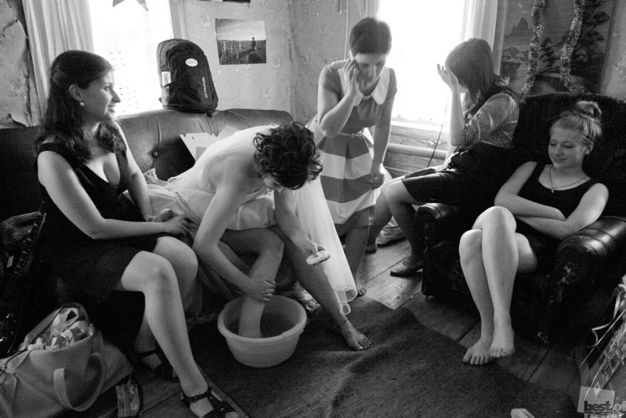 «Подружки невесты». Алексей Аксёшин, город Брянск