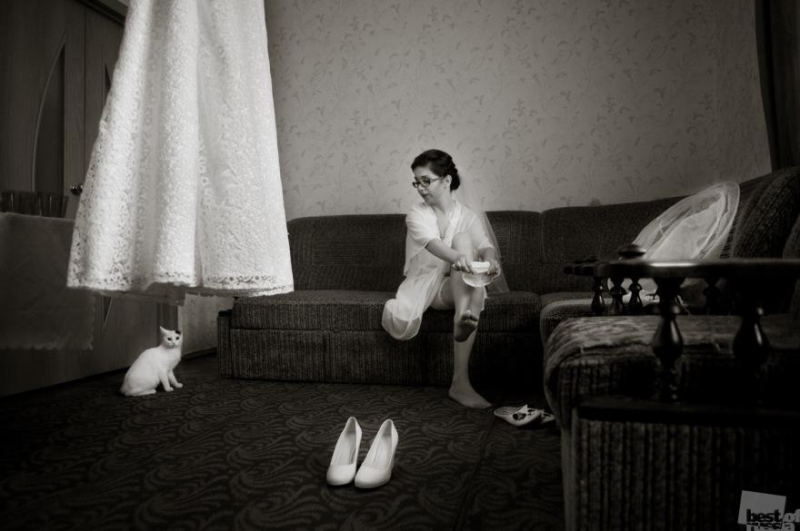 «Утро невесты», Елена Оськина, город Рязань