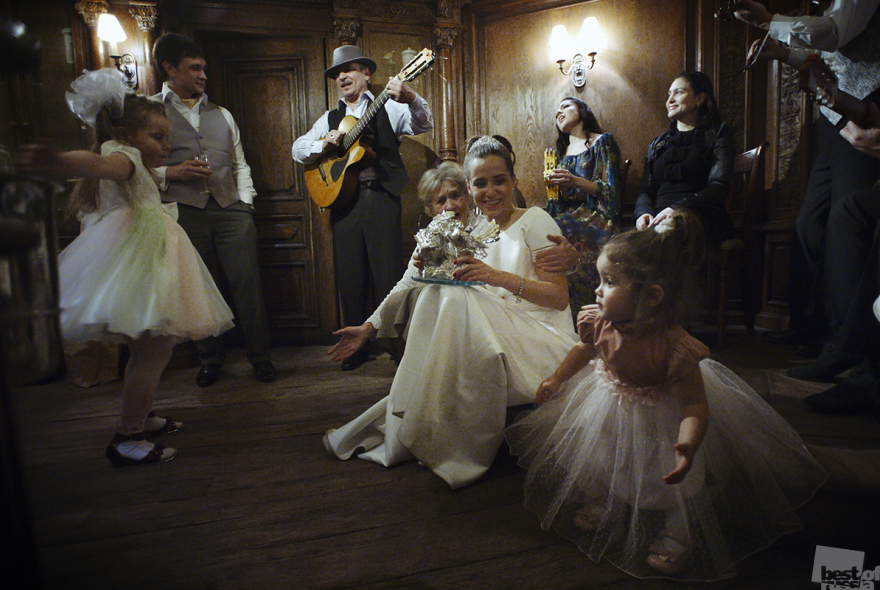 «Свадьба с цыганами». Елена Малышева, город Москва