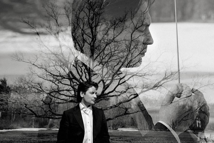 Михаил Татарников, музыкальный руководитель и главный дирижер Михайловского театра. Андрей Давыдовский, город Москва