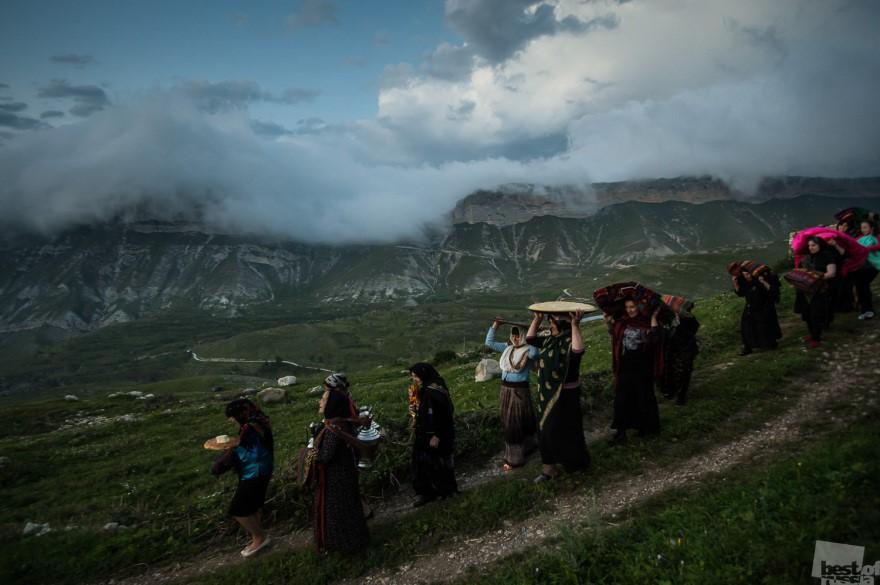 «Приданое». Иван Дементиевский, село Балхар, Дагестан