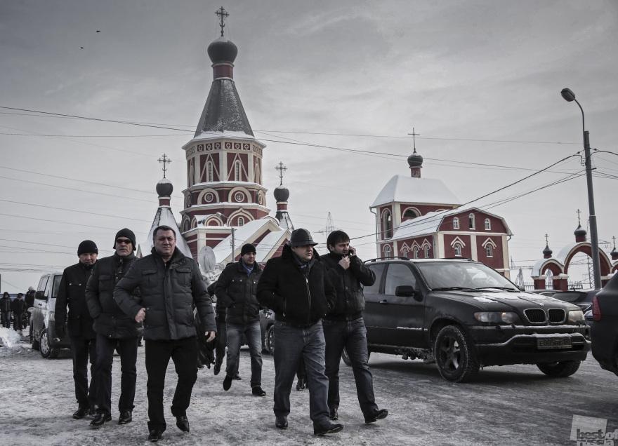 «Похороны мафии». Валерий Мельников, город Москва