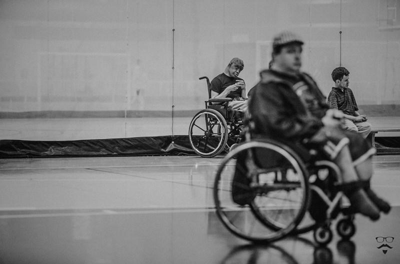 Инвалиды. Стрит фотография Никиты Ступина