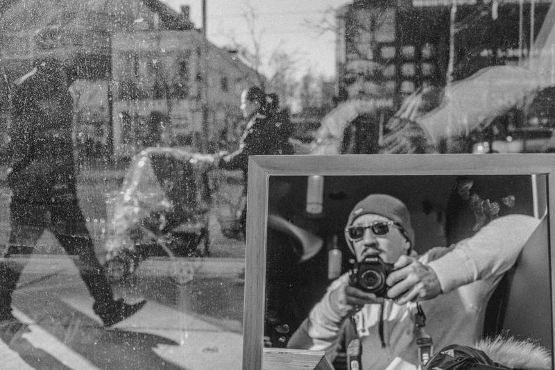 Улицы Торонто. Стрит фотография Никиты Ступина