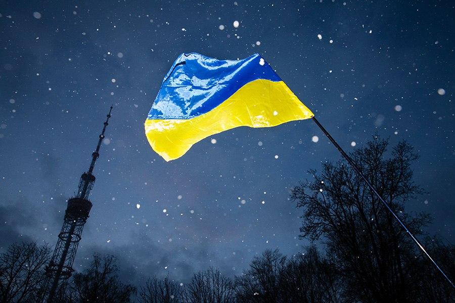 События в Киеве. Фото: Михаил Палинчак