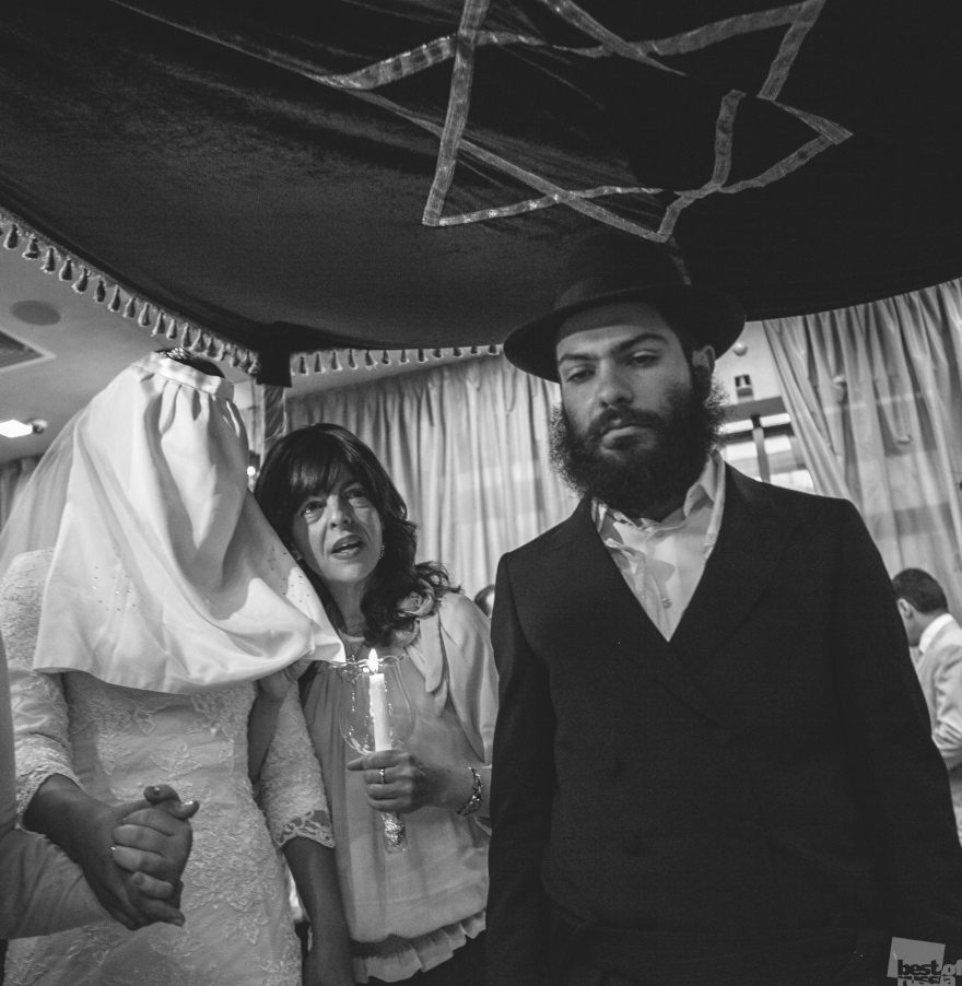 «Хасиды под хупой». Алан Кациев, город Москва