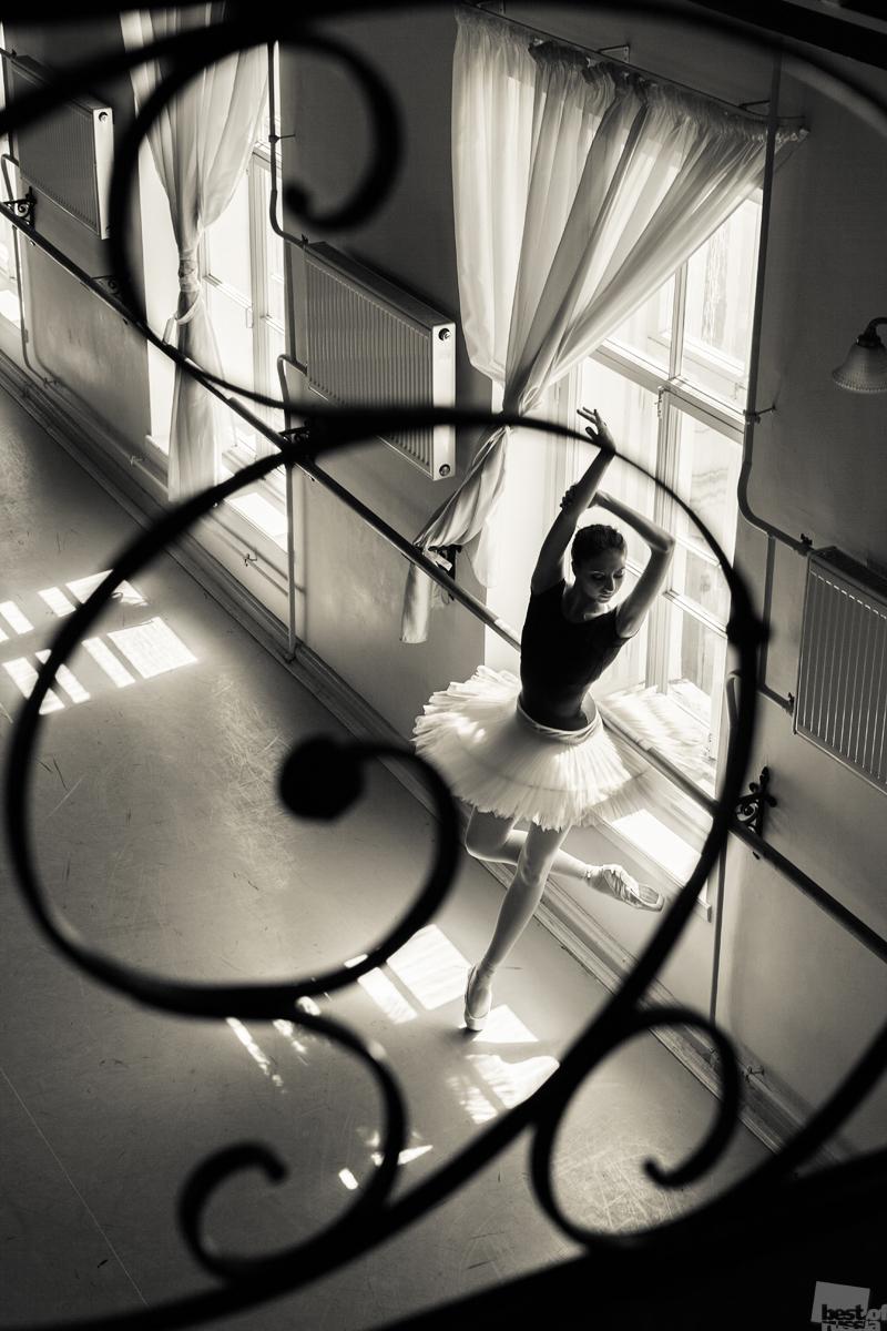 Балерина Ксения Ясковец. Академия русского балета имени А.Я. Вагановой. Андрей Клемешов, город Санкт-Петербург