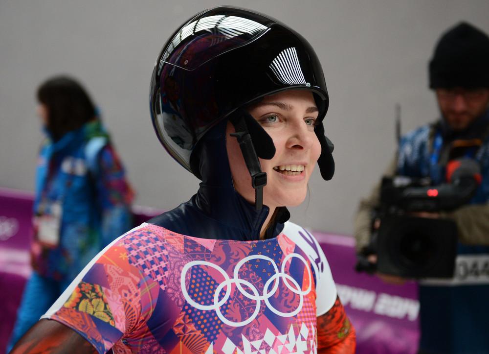 Елена Никитина принесла России бронзу в женском скелетоне