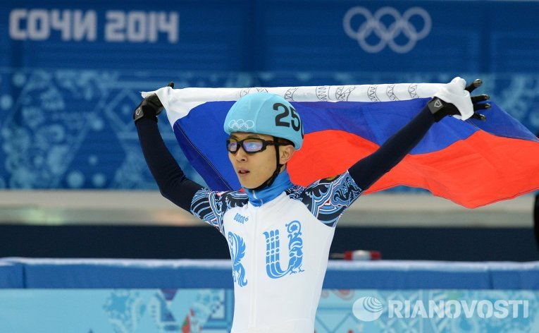 шорт-трекист Виктор Ан выиграл бронзовую медаль