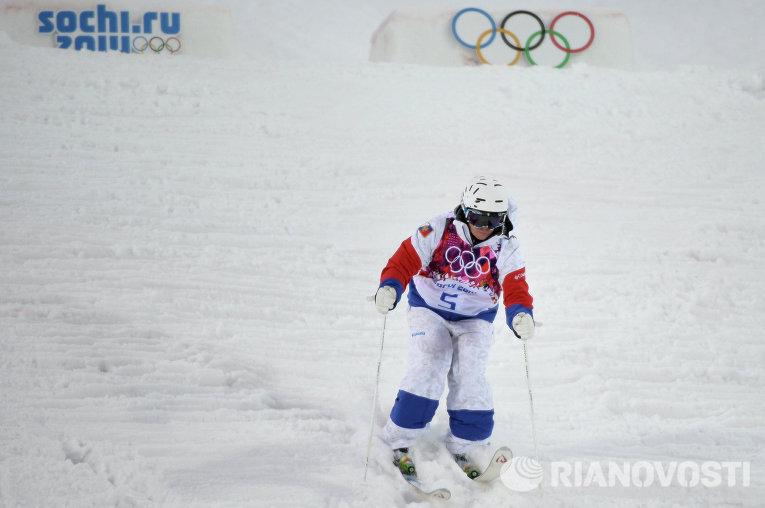 А. Смышляев завоевал бронзовую медаль с 24,34 балла. Фото РИА Новости