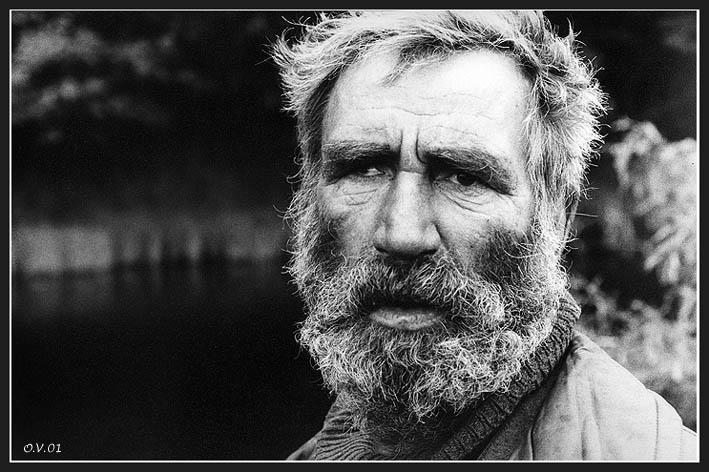 Портрет мужчины. Фото - Олег Виденин