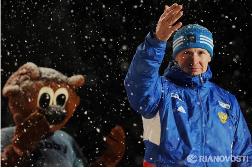Бобслеист Александр Зубков будет знаменосцем сборной России на открытии Игр в Сочи
