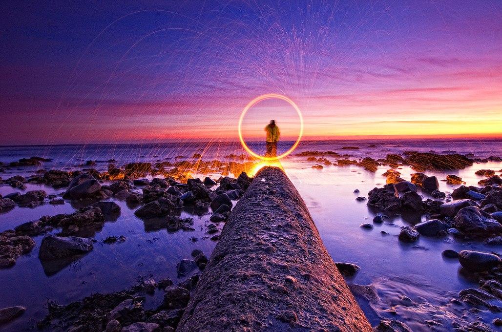 Фризлайт на море. Фото - Dave Brightwell