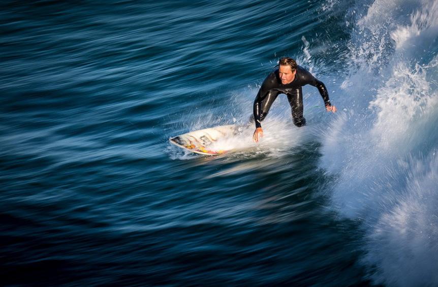 Серфинг. Фото: Fahad Almenai
