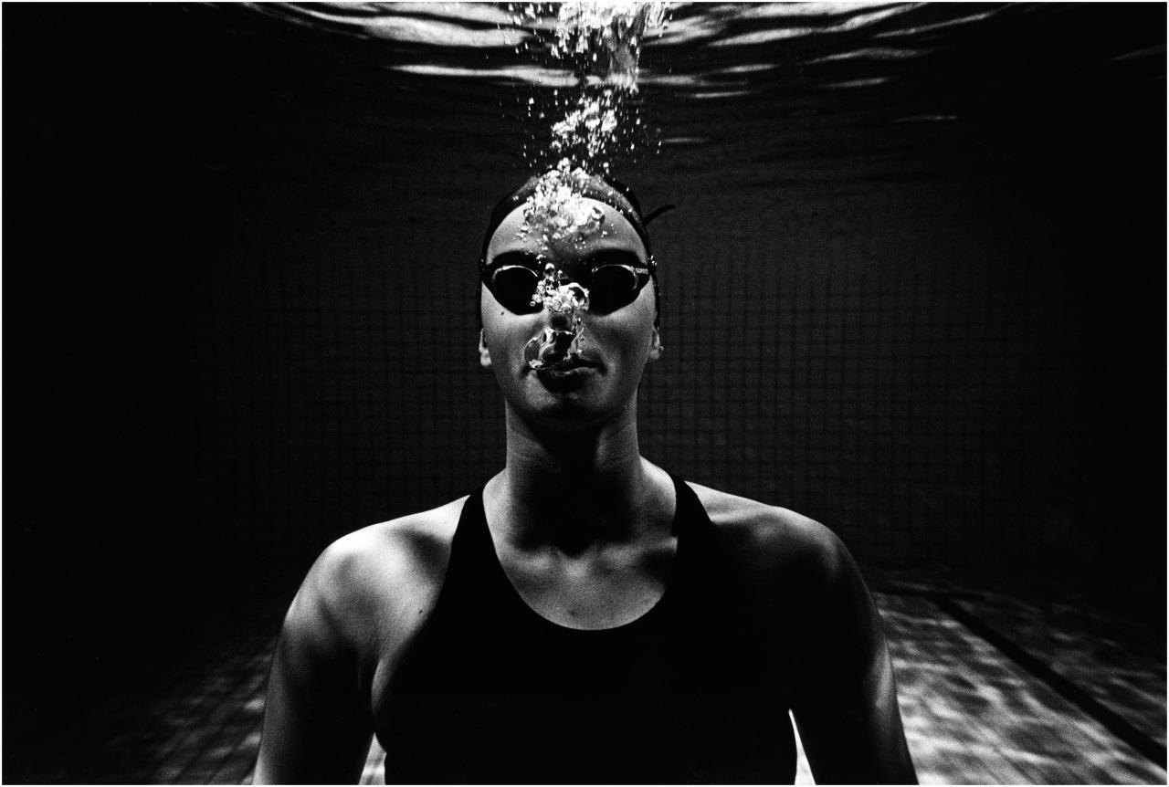 Плавание. Фото - Томаш Гудзовати (Tomasz Gudzowaty)