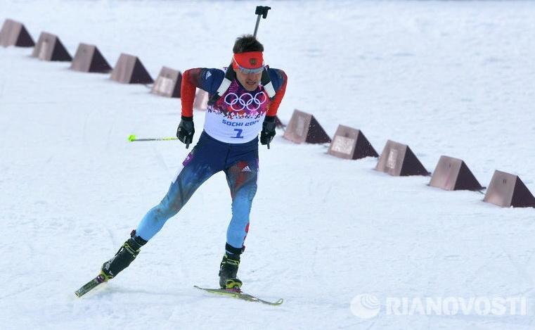 Евгений Гараничев стал бронзовым призером в индивидуальной гонке на Олимпиаде в Сочи