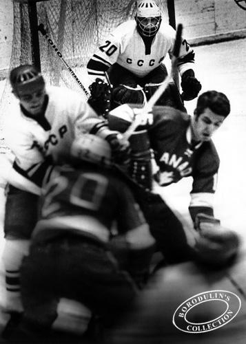 «Большой хоккей». 1967 год