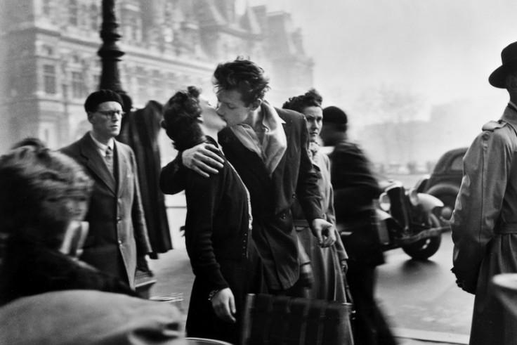 «Поцелуй у мэрии», Робер Дуано, 1950 год