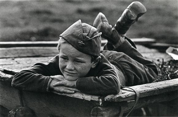 Мальчик. Фото - Павел Кривцов