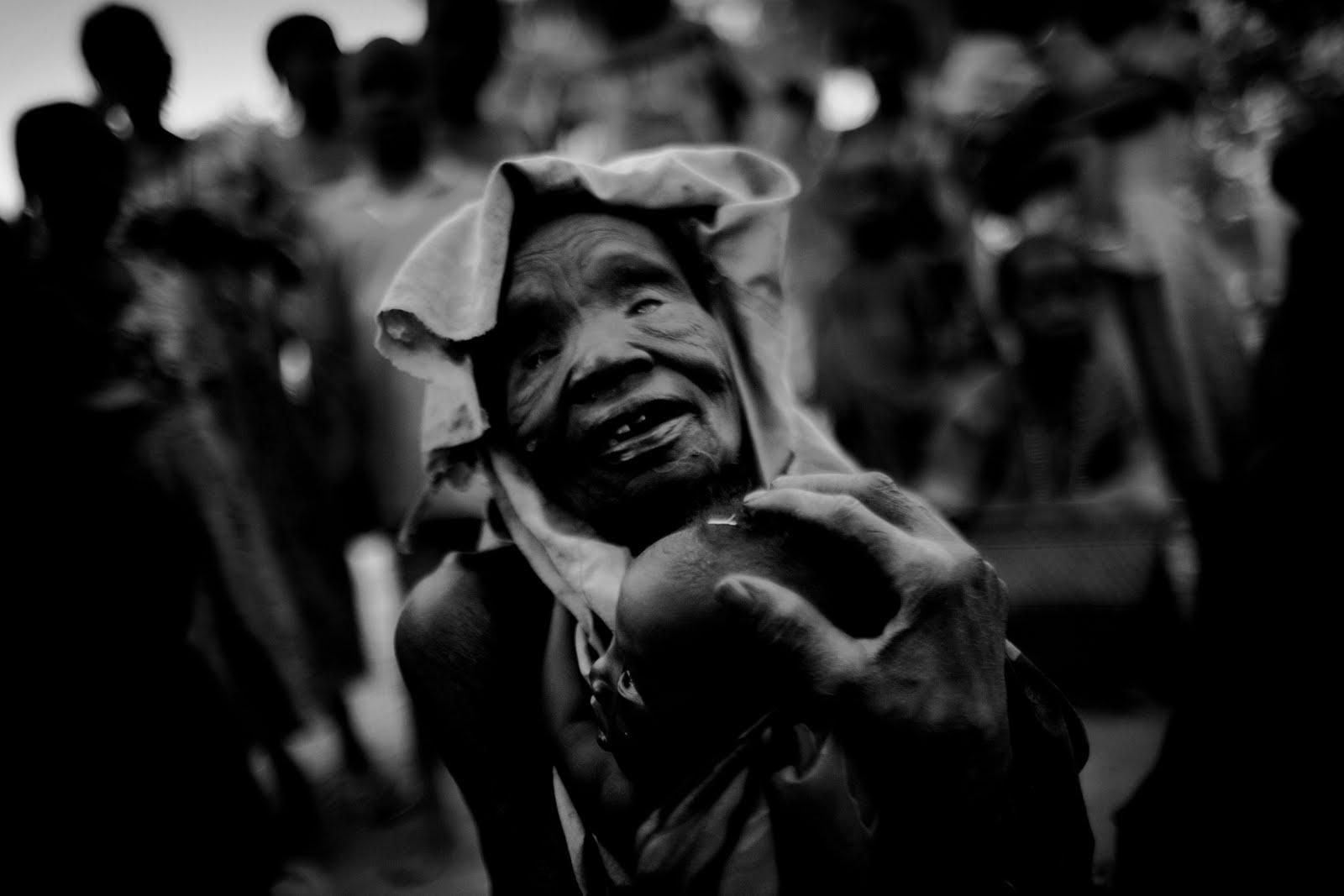 Нищие. Фото Ян Граруп (Jan Grarup)