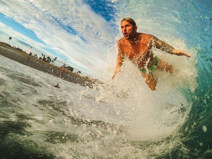 Серфинг. Фото: Kyle Redington