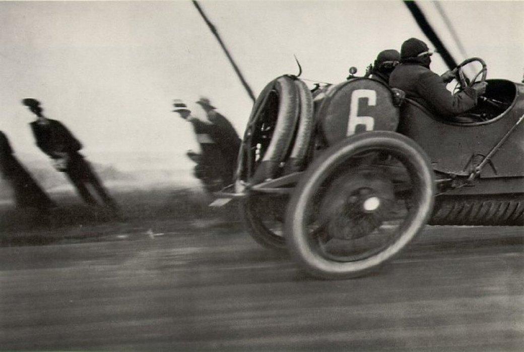 Гран-при Французского автомобильного клуба. 1913 год. Жак-Анри Лартиг