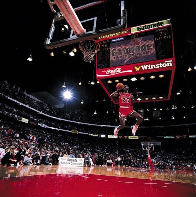 Slam Dunk. 1988 год. Уолтер Йосс