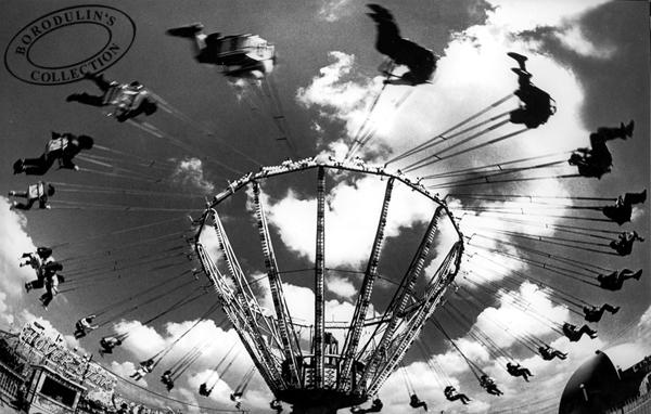 «Между небом и землей. Тель-Авив». 1980 год