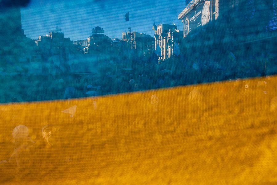Евромайдан. Фото: Михаил Палинчак