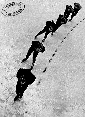«На вираже». 1955 год