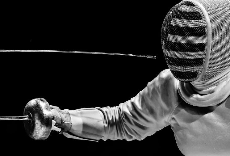 Фотография Сергея Ильницкого из серии The Golden Touch, выигравшей второй приз в категории «Спорт» на 56-ом профессиональном конкурсе фотожурналистики World Press Photo
