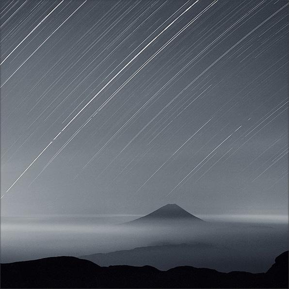 © Yuri Matte | 3 часа, f/5.6, ISO 200 (среднеформатная пленочная камера)