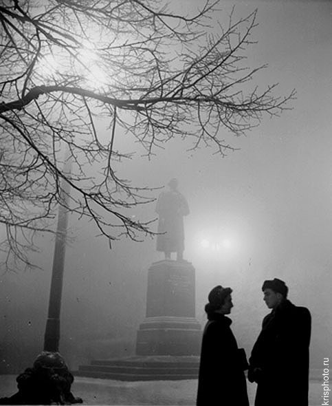 «Первое свидание», Юрий Кривоносов, 1965 год