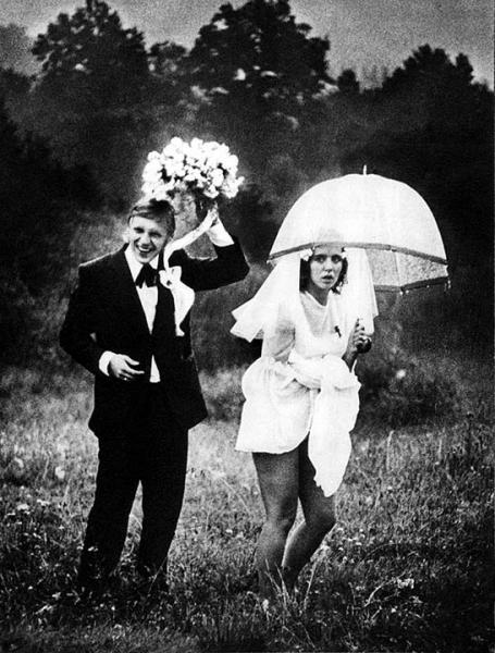 «Счастливый дождь», Валдис Браунс, Латвия, 1977 год