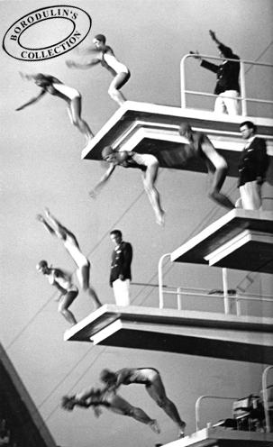 «Водный фестиваль». 1960 год