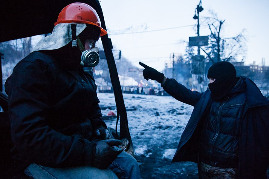 Евромайдан. Киев. Фото: Михаил Палинчак