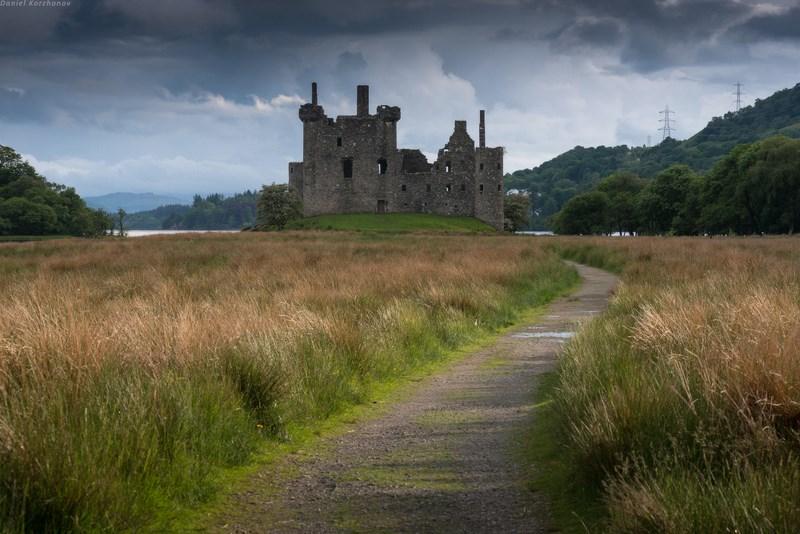 крепость Kilchurn