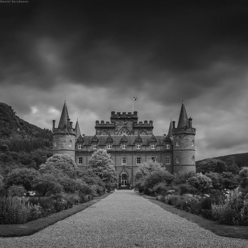 замок Inveraray