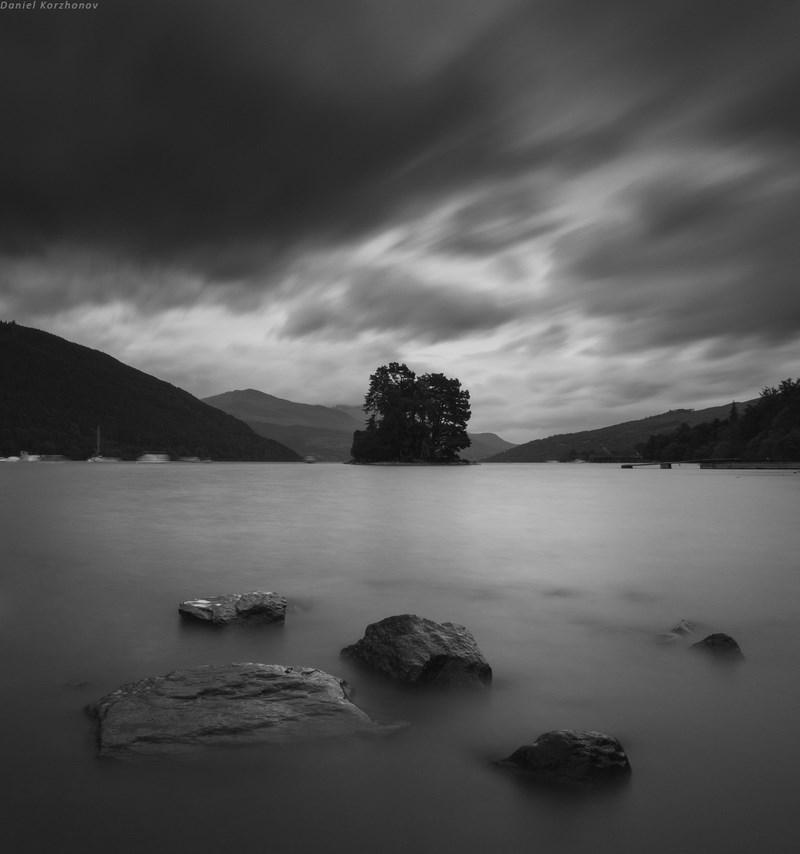 Озеро Тэй
