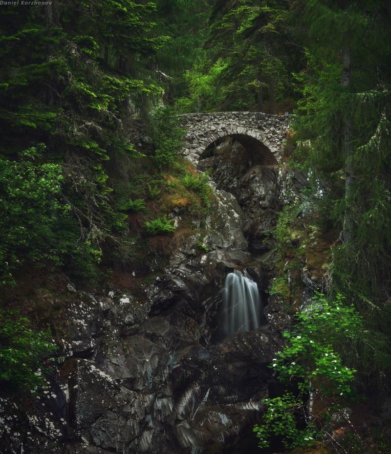 водопады Бруар