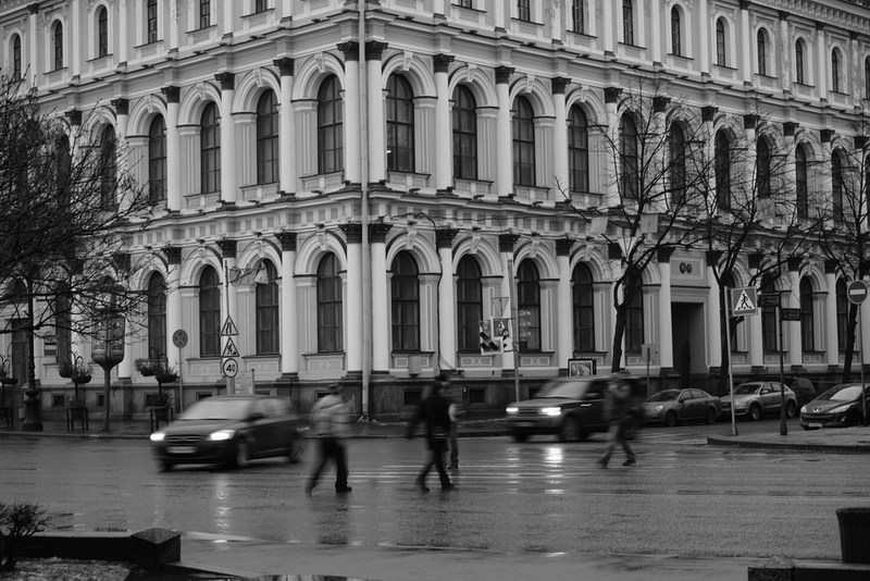 Петербург. Тестовые фото Sony 7