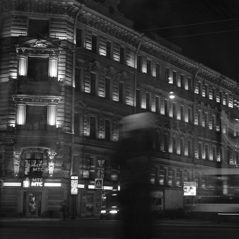 Невский проспект, Петербург. Тестовые фото Sony 7