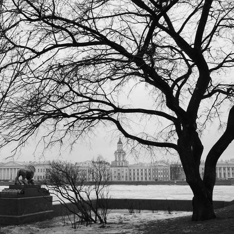 Санкт-Петербург. Тестовые фото Sony 7
