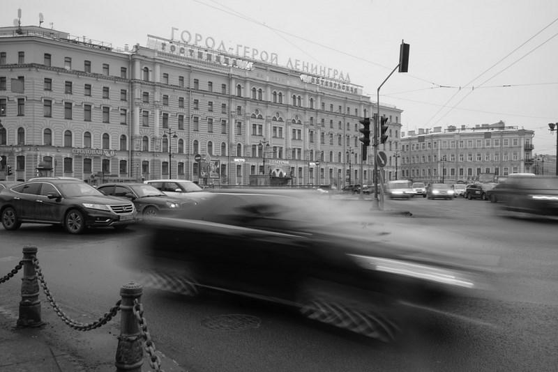 """Гостиница """"Октябрьская"""", Петербург. Тестовые фото Sony 7"""