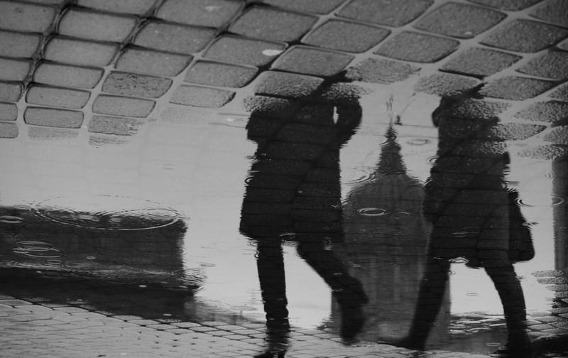 Дождь в Санкт-Петербурге. Тестовые фото Sony 7